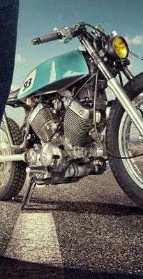 Image Motocyclette